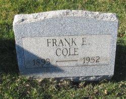 Frank Earl Cole