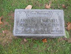 Anna Ruth Norvell