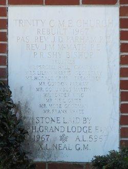Trinity C.M.E. Church Cemetery