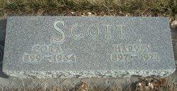 Cora Scott