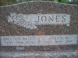Helen M. <I>Priebe</I> Jones