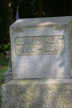 John C Hunt