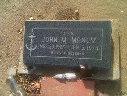 John Martin Maxcy