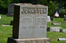 Margaret <I>Carnahan</I> Johnston
