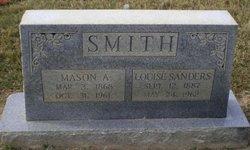 Mason A Smith