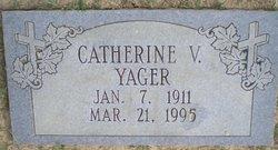 Catherine V Yager