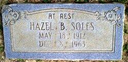 Hazel B Soles
