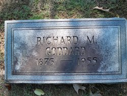 Richard M Goddard