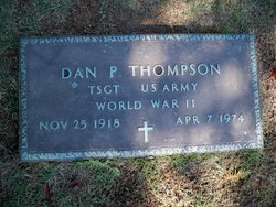 Dan P Thompson