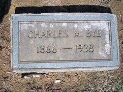Charles M Bye