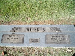 Sophia M Morris