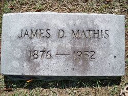 James Daniel Mathis