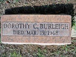Dorothy <I>Cawthon</I> Burleigh
