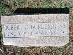 Robert Cyril Burleigh, Sr