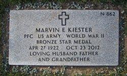 Marvin E Kiester