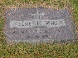Elsie Jane <I>McGurren</I> Ewing