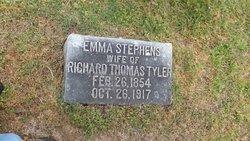 Emma Belle <I>Stephens</I> Tyler