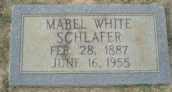 Mabel <I>White</I> Schlafer