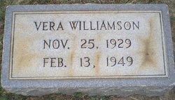 Vera Williamson