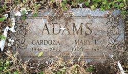 Cardoza Adams
