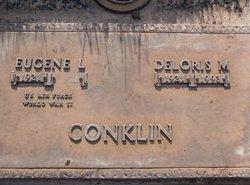 Deloris <I>Mills</I> Conklin