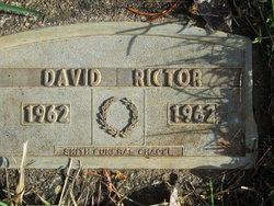 David Rictor