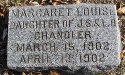 Margaret Louise Chandler