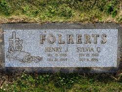 Henry John Folkerts