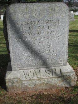 Margaret <I>Sheridan</I> Walsh