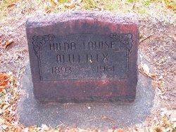 Hilda Louise Mulnix