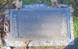 Georgia B Mahoney