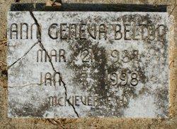 Ann Geneva Belton