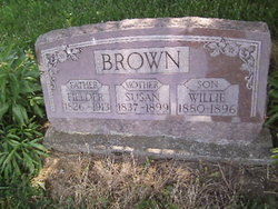 Susan <I>Hewitt</I> Brown