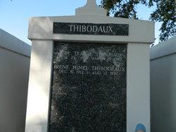 Irene <I>Himel</I> Thibodeaux