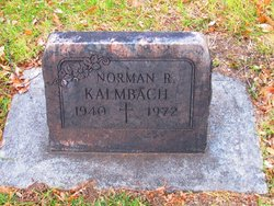 Norman R. Kalmbach