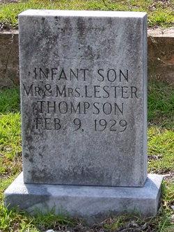 Infant Son Thompson