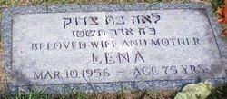 Lena <I>Fish</I> Glauser