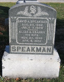 David A Speakman