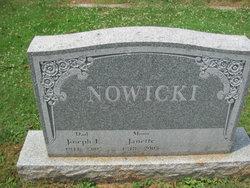Janette <I>Radominski</I> Nowicki