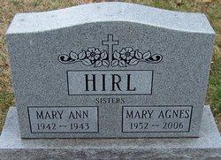 Mary Ann Hirl