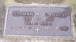 Norman A Johnson