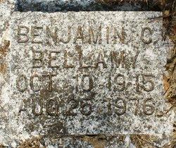 Benjamin C Bellamy