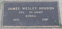 James Wesley Hinson