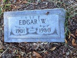 Edgar W Burgess