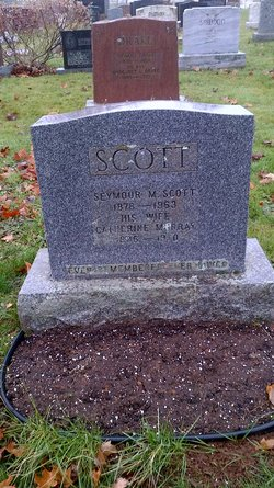 Seymour M Scott
