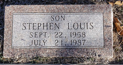 Stephen Louis Wetsel
