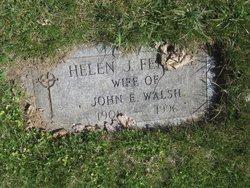 Helen J Walsh