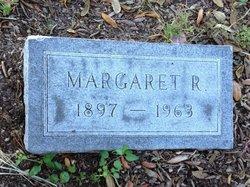 Margaret R Burgess