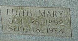 Edith Mary Glenn