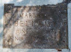Martha E. Bellamy